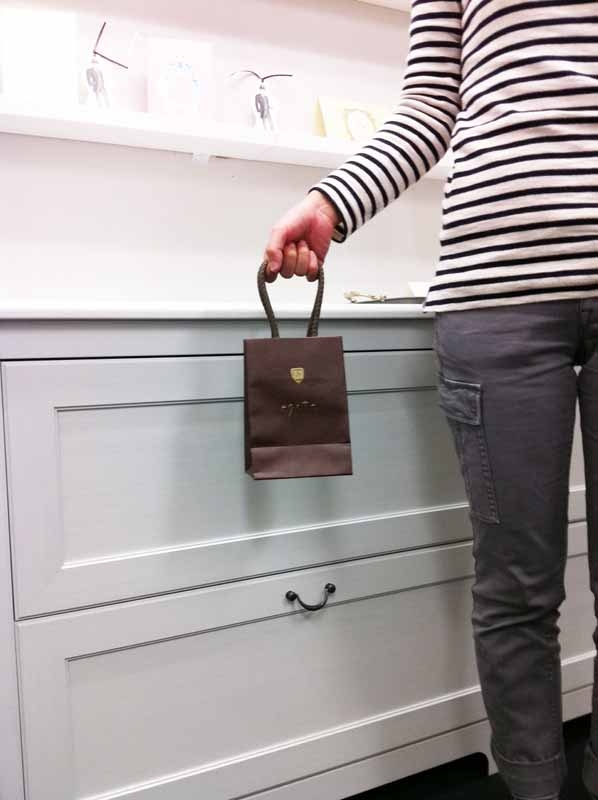 アクセサリー オリジナル紙袋|オリジナル紙袋ならベリービーバッグ